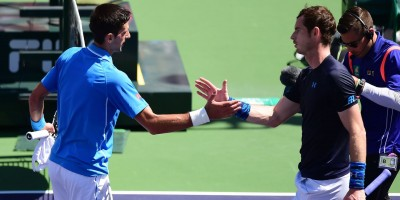 Novak Djokovic et Andy Murray s'affronteront lors des demi-finale de l'Indian Wells.