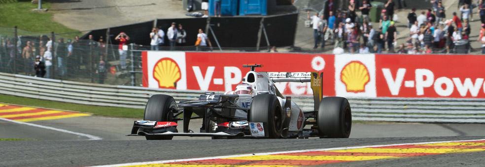 Grand Prix de Formule 1 Belgique 2015