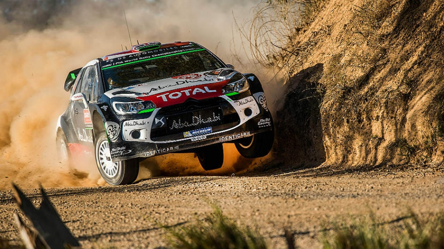 14 compétitions de rallye auront lieu durant la saison 2015-2016.