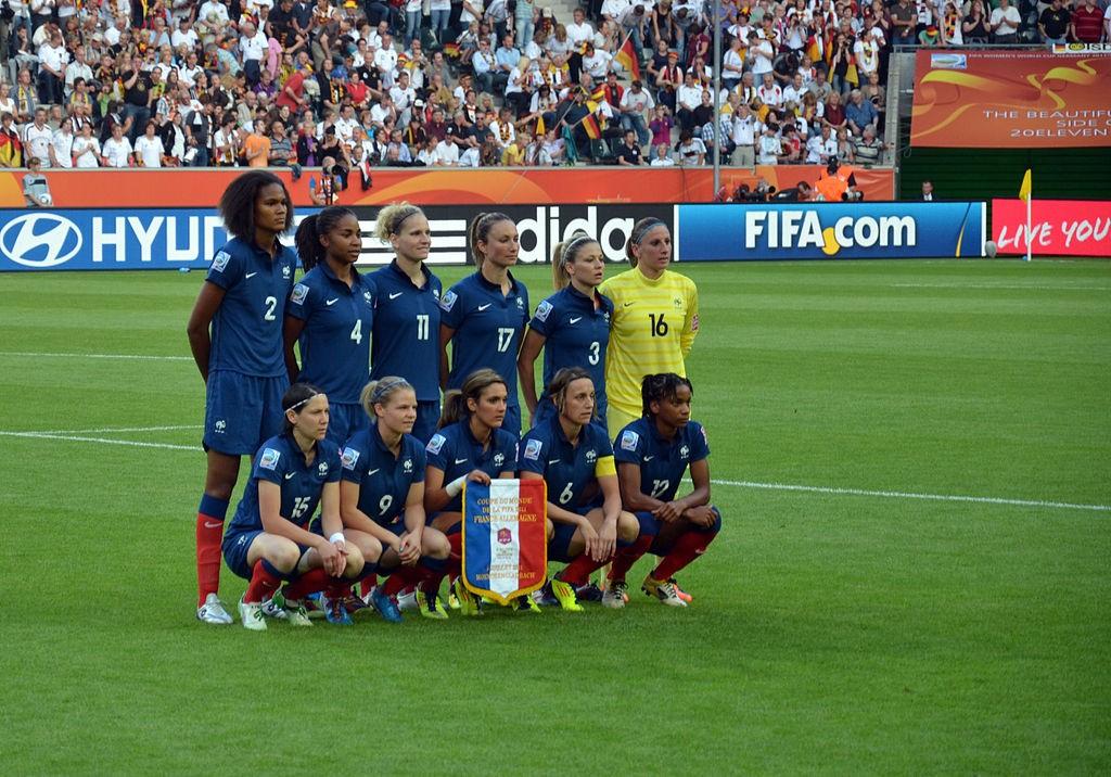 La France hébergera pour la troisième fois de l'histoire une coupe du monde de football.