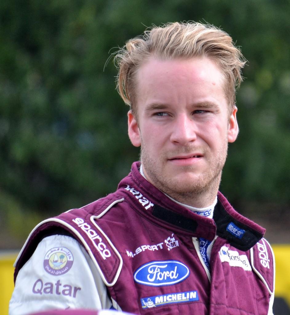 Mads_Oestberg est le troisième du Rallye de Finlande 2015