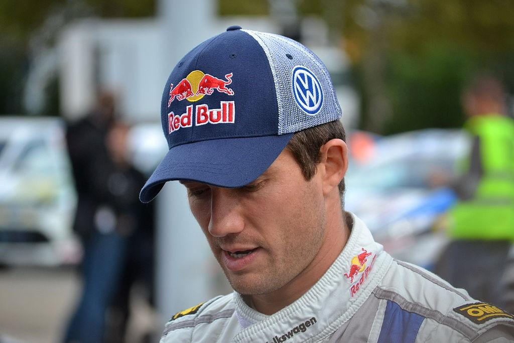 Sébastien Ogier, le double champion du monde a été victime d'une panne de son Polo.