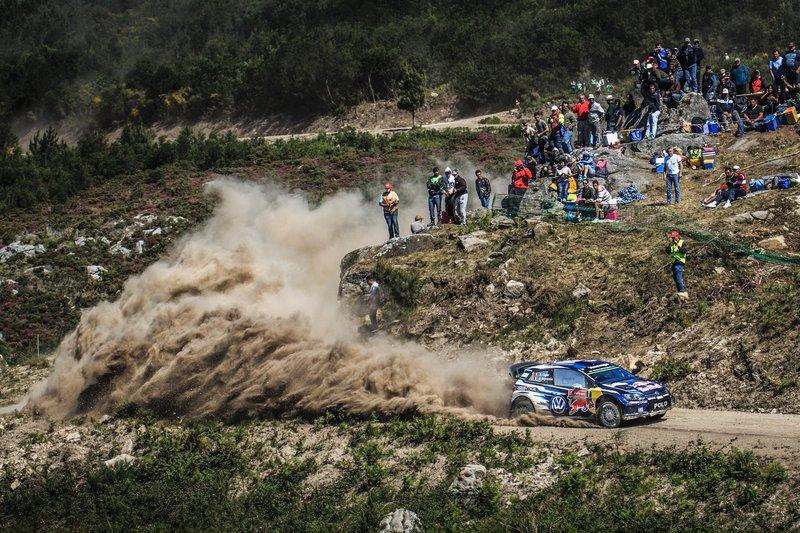 Sébastien Ogier a remporté le rallye d'Italie-Sardaigne 2015.