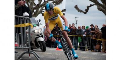 Christopher Froome a profité de la 18e étape, pour creuser l'écart entre lui et ses principaux rivaux, en remportant la 2e course contre la montre.