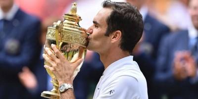 Wimbledon 2017 : magnifique Federer