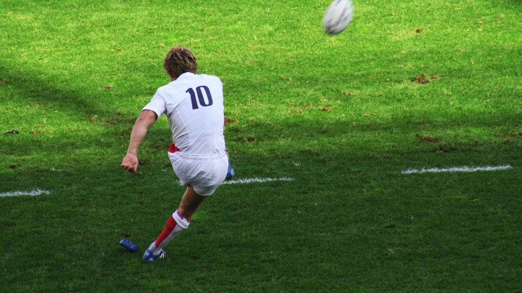 Jonny Wilkinson, légende du rugby anglais, passé par Toulon (RCT): tournoi des 6 nations